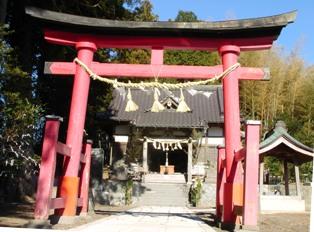 六手八幡神社